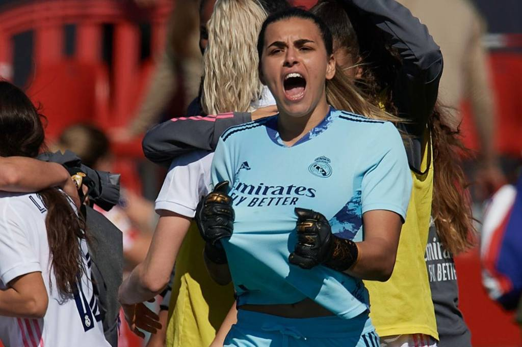 Misa Rodríguez jugadora del Real Madrid recibe ataques y protagoniza la campaña Misma Pasión por el deporte femenino y el fútbol femenino